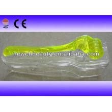 non-cracking green drum derma roller