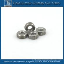JIS B1181 Stainless Steel Hex Nuts
