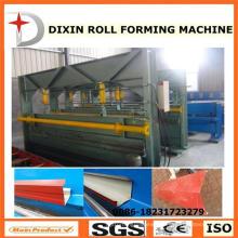 Dx Steel Gutter Roll Forming Machine