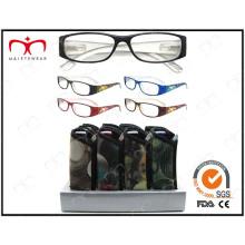 Gafas de lectura con Disply para damas de moda (MRP21664)