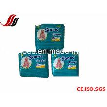 Pañales desechables para bebés con buen precio y excelente calidad, pañales Sunny Baby para bebés, productos Comfortale Baby Care