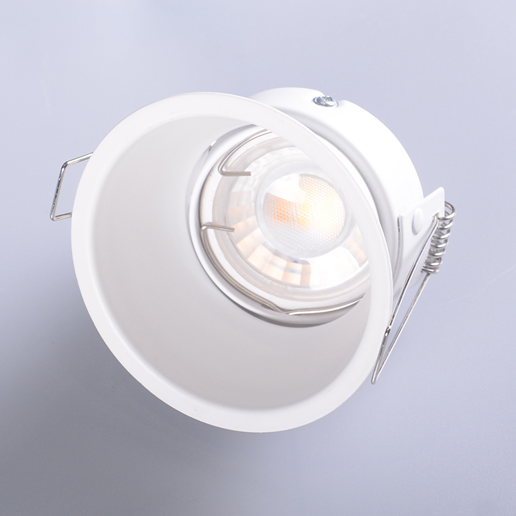 Anti-glare downlight ceiling gu10 mr16 lighting fitting