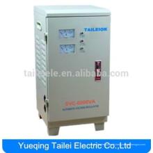 Régulateur de stabilisateur monophasé CA 8000W pour réfrigérateur