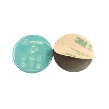 Wasserdichte RFID-Tags ntag213 Anti-Metall-NFC-Tag