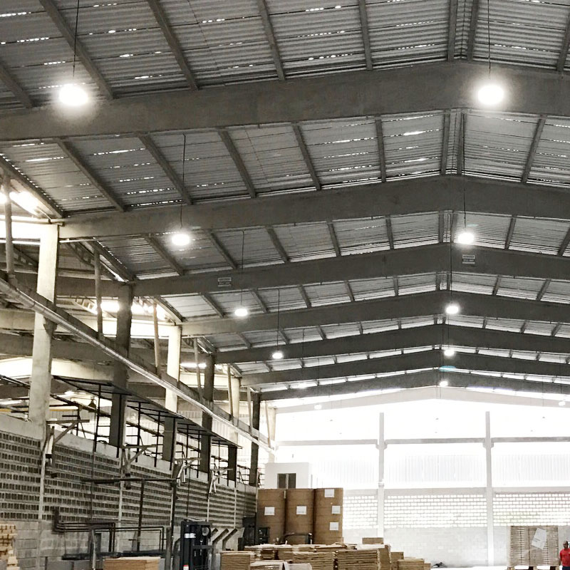 240W UFO LED High Bay Light Fixtures 5000K-7