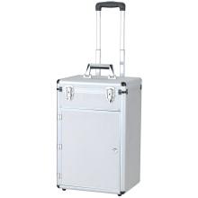 Aluminium-Lagerung Flight Case / Großer Werkzeug-Aufbewahrungsbehälter mit Rädern