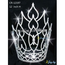 Ganador Crown Crown 2018 Leaf Tiara