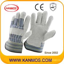Промышленная безопасность Корова Сплит кожаные рабочие перчатки (110074)