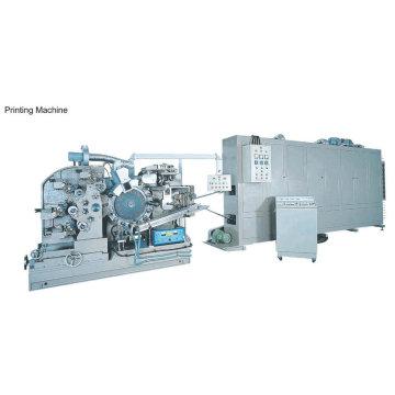 6 Farbkosmetik PE Tube Druckmaschine