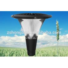 Garden Park plaza de ciudad 30W aluminio LED lámpara de jardín con lente óptica / luces LED