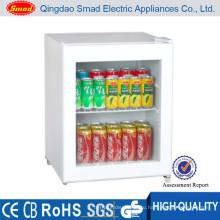 Высокое качество мини чистосердечная витрина, вертикальный охладитель бутылки,шоколад в холодильнике Витрина