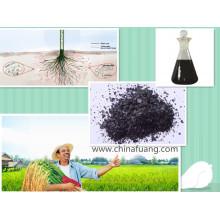 Fertilizante líquido de algas orgánicas