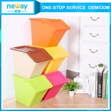 New Arrival Plastic Storage Gift Box for Paper