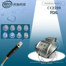 Skin SPA System Vacuum SPA pour peau lisse et réparation Skin Cells Beauty Machine