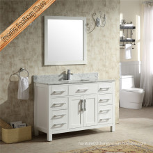 Wholesale Floor Standing Wooden Bathroom Cabinet