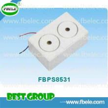 Piezo Sirene / Magnetischer Kontakt / Sicherheit / Alarm / Piezo Alarm (FBPS8531)
