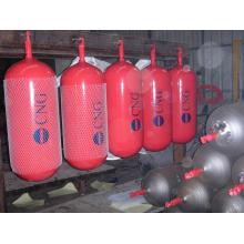 CNG Cylinder 120L 20MPa Compressor
