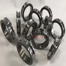 Anéis de vedação personalizados de carboneto
