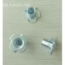 Disc Four Pfoten Tee Nuts M8X17
