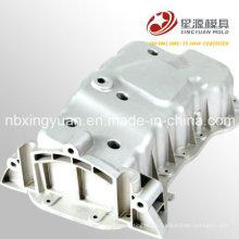 Chino finamente procesado Estable Calidad Fabricación hábil Automóvil de aluminio Die Casting-Oil Pan
