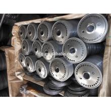 Hochpräzise Stanzen / Stanzen Aluminiumlegierung Teile