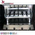Máquina trituradora de plástico / trituradora fuerte de botellas de PET