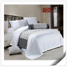 Hot Selling 100% Cotton Hotel Bed Linen / Hotel Bedding Sets