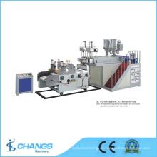 Sjdc / 500-60 / 45 Máquina de producción de película elástica de doble capa (Extrusor de película de fundición)