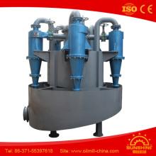 Hidrociclone separador de hidrociclone de ouro / cobre / hierro