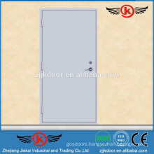 JK-F9001 strong design steel fire rated safety door of high quality