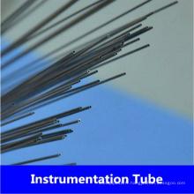 Tubes d'instrumentation en acier inoxydable de 316