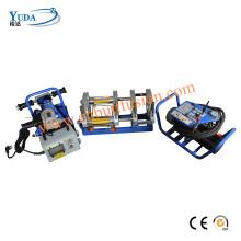 High Pressure HDPE Pipe Plastik Welding Machine