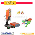 BDS Suply Price High Frequency Industrial Using 15K Ultrasonic Plastic Welding Machine for PVC,PE,PP ,Non woven fabric with CE