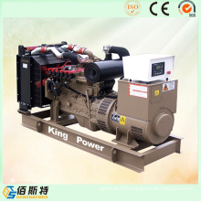 Water-Cooled Engine Methane LNG Gas Generating Set