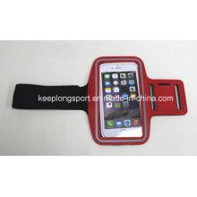 Bracelet en néoprène de nouvelle conception 2016 pour iPhone6, étui pour téléphone en néoprène