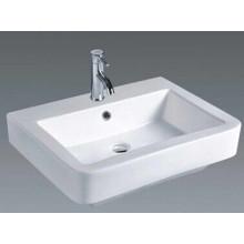 Lavatório retangular de gabinete de banheiro (026)