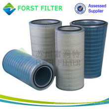 FORST Neues Modell Industrial Air Dust Filter Element China Lieferant