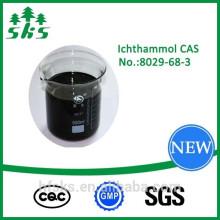 Desinfectantes e anti-sépticos Ichthammol Cas No: 8029-68-3