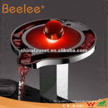 Mélangeur de robinet d'eau chaude de style européen de Waterfal (LS03B)