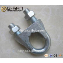 Galvanized Malleable Wire Rope Grip