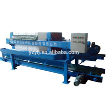 series of 1000 type tube filter press with best quality and low price