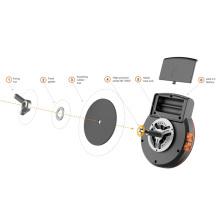 Termômetro Bluetooth para churrasco com aplicativo gratuito