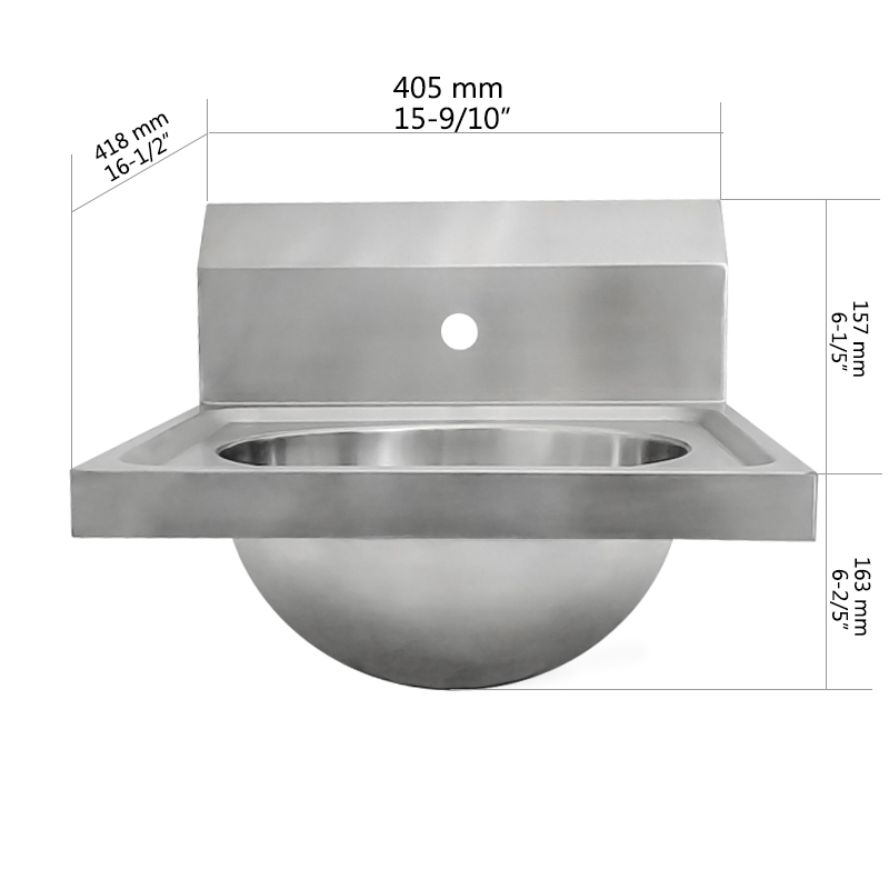 wall mount hand sink_PWB63_424132 (4)size
