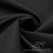 Wasser & Wind-Resistant Outdoor Sportswear Daunenjacke Gewebte Jacquard 100% Polyester Pongee Stoff (E047)