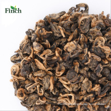 Finch EU Yunnan Red Tea (Hong Jin Luo) In Bulk For Export