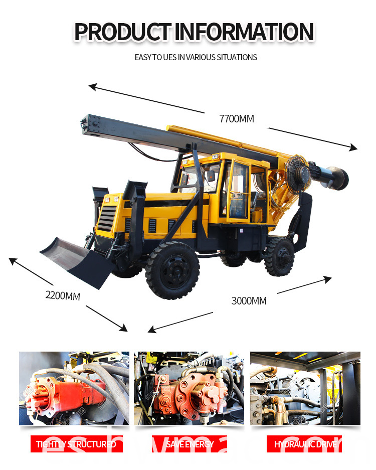 rotary pile driver_4