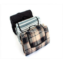 China Manufacturer Printed Waterproof Folding Picnic Blanket