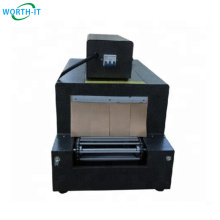 packaging wrapping and shrinking thermal shrink machine