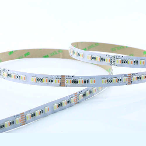 Regulación RGBWW SMD 5050 60LED 24V