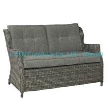 Wicker Furniture PE Rattan Love Seat Sofa